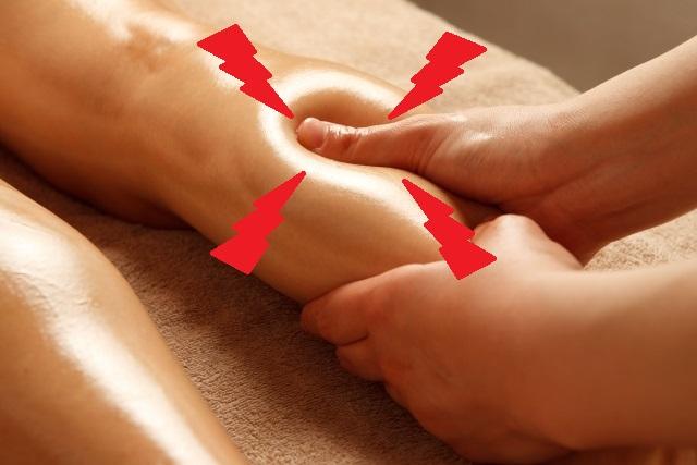 指圧やマッサージが痛い理由&もっと効率の良い方法